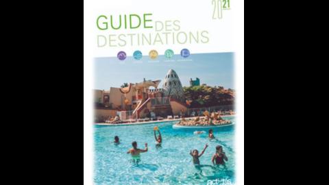 Retrouvez tous les lieux de distribution du guide des destinations 2021